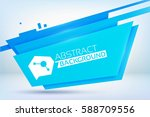 abstract background with four...
