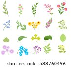 vector illustration of a... | Shutterstock .eps vector #588760496