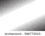 dotwork gradient background ...   Shutterstock .eps vector #588772010