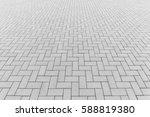 Concrete Paver Block Floor...