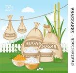 vector cartoon illustration....   Shutterstock .eps vector #588933986