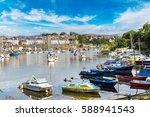 Caernarfon In Wales In A...