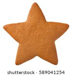 Gingerbread Star Cookie For...