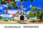Landmarks Of  Mauritius Island...
