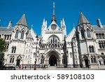 High Court  London  England  Uk
