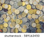 Coins Of Several Currencies  ...