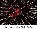 fireworks | Shutterstock . vector #58916686