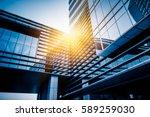 detail shot of modern business...   Shutterstock . vector #589259030