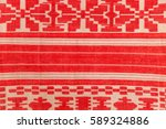 traditional pattern. background | Shutterstock . vector #589324886