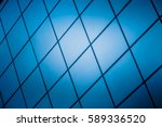 close up of modern office... | Shutterstock . vector #589336520