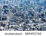 new york. manhattan | Shutterstock . vector #589492760
