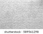 dark grunge foam plastic texture | Shutterstock . vector #589561298