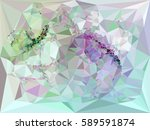 abstract multicolor mosaic...   Shutterstock .eps vector #589591874