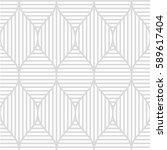 linear seamless pattern. subtle ... | Shutterstock .eps vector #589617404