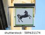 bradford on avon  uk   january... | Shutterstock . vector #589631174