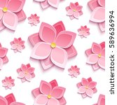 beautiful trendy background... | Shutterstock .eps vector #589636994