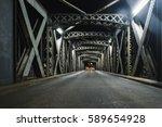 Asphalt Road Under The Steel...