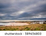 Small photo of Newton Haven at Low Newton / Newton Haven also known as St Mary's Haven, is on the Northumberland coastline at the village of Low Newton-by-the-sea