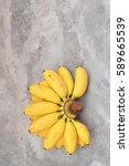 a banana | Shutterstock . vector #589665539