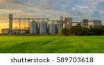 Agricultural Silos   Building...