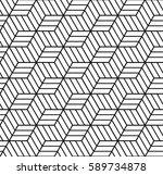 seamless op art pattern. 3d...