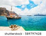 Tourist Boat And Cruise Ship I...