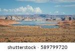 lake powell | Shutterstock . vector #589799720