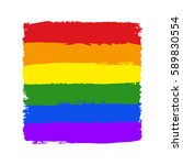 lgbt  gay and lesbian pride... | Shutterstock .eps vector #589830554