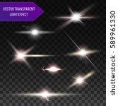 collection scene illumination... | Shutterstock .eps vector #589961330