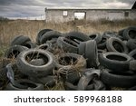 A Pile Of Old Rotten Rubber...