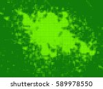abstract grunge background with ... | Shutterstock .eps vector #589978550