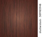 vector modern creative wooden... | Shutterstock .eps vector #589985948
