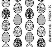 seamless pattern background... | Shutterstock .eps vector #590036450