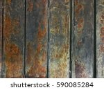The Abstract Old Wood That...