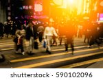 abstract background of people...   Shutterstock . vector #590102096