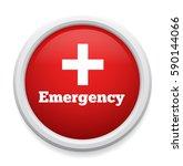 emergency button | Shutterstock .eps vector #590144066