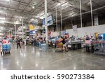 burbank  ca  usa  july 27  2016 ...   Shutterstock . vector #590273384