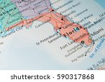 Small photo of Florida map