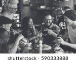 craft beer booze brew alcohol... | Shutterstock . vector #590333888