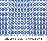 abstract minimal cube pattern.... | Shutterstock .eps vector #590426078