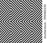 vector seamless pattern.... | Shutterstock .eps vector #590483150