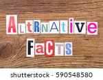 "phrase ""alternative facts"" in... 
