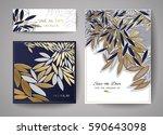 laser cut card. vector design...   Shutterstock .eps vector #590643098