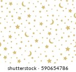 holiday background  seamless... | Shutterstock .eps vector #590654786
