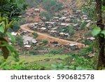 laos bokeo | Shutterstock . vector #590682578