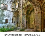 Ruined Convent Of Sei  A ...