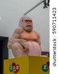 October 2016  Copito  Gorilla...