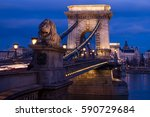 one of the four lion statues on ...   Shutterstock . vector #590729684