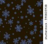 snowflake pattern vector...