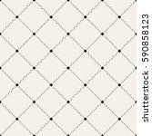 vector seamless pattern. modern ...   Shutterstock .eps vector #590858123